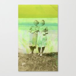 Green Promise Canvas Print