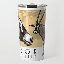 Gemsbok Travel Mug