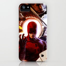 one and all iPhone Case