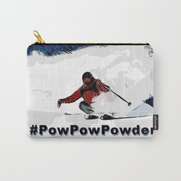 Powpowder Carry-All Pouch