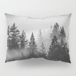 Forest of Fog Pillow Sham