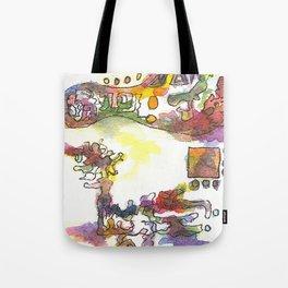 Constraints Mini Series #3 Tote Bag