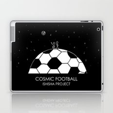 COSMIC FOOTBALL by ISHISHA PROJECT Laptop & iPad Skin