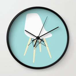 #98 Eames Chair Wall Clock