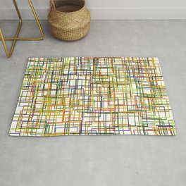 color rectangles 014 Rug