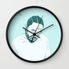 Damn. Kung Fu Kenny Wall Clock