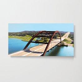 Austin 360 Metal Print