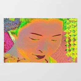 Geisha Pop Art Rug