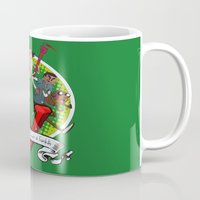 gta Mugs featuring GTA TIME!! by Philtomato