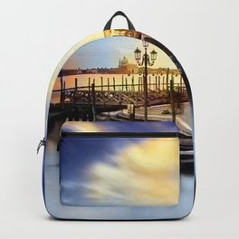 Serene View of Venice Backpack