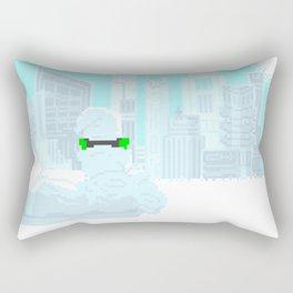 Mojo's Morning Rectangular Pillow