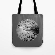 water drops XI Tote Bag