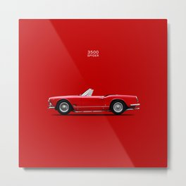 The 3500 Spyder Metal Print
