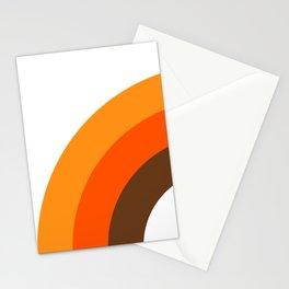 Harvest Rainbow - Left Side Stationery Cards