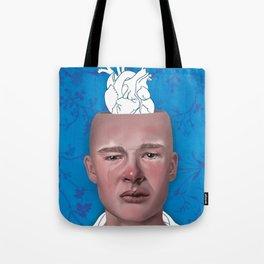 it hurts Tote Bag