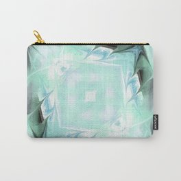 Swirled Diamond Carry-All Pouch