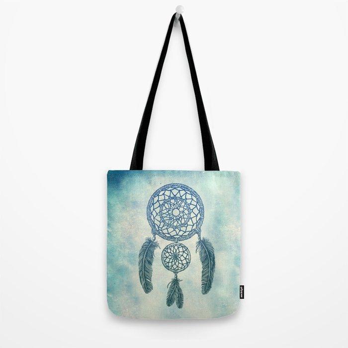 Double Dream Catcher Tote Bag