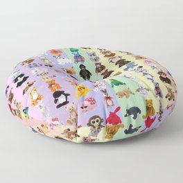 Beanie Babies Floor Pillow