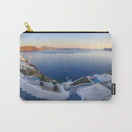 Stairways in Oia Santorini Carry-All Pouch