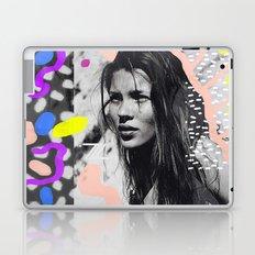 Kate Moss Tribal Far East Laptop & iPad Skin