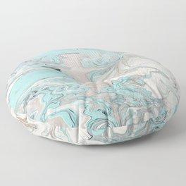 Marble - Mint Floor Pillow