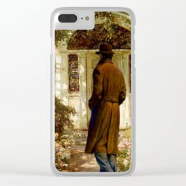 Home was Here. Clear iPhone Case