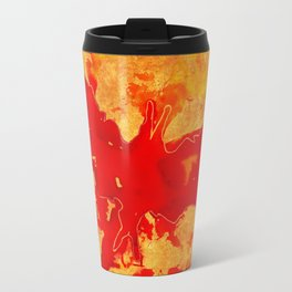 Stain bat Travel Mug