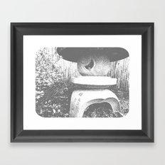 Hatuten Framed Art Print