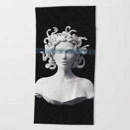 Medusa Beach Towel