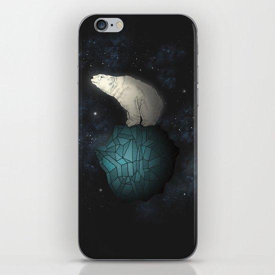 Bear Cosmos iPhone & iPod Skin