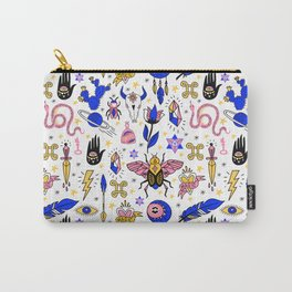 Magic pattern no1 Carry-All Pouch