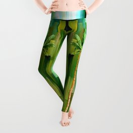 Vanishing Rainforest Leggings
