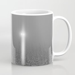 Dark day in the mountains Coffee Mug