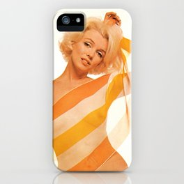 marilyn Classic Photography 6 iPhone Case