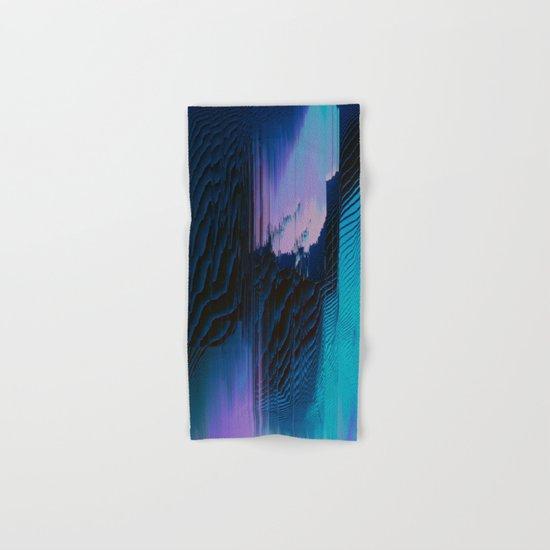Lavender Oil Hand & Bath Towel