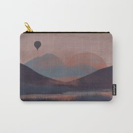 Adrift in the Mountains... Carry-All Pouch