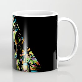 Predator in Anomali WPAP Coffee Mug