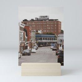 Hotel Saranac Mini Art Print