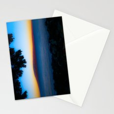 The island in the sun Stationery Cards