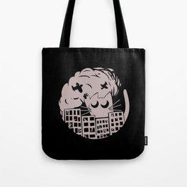 Catastrophe  Tote Bag
