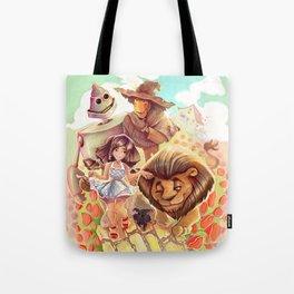 Oz Tote Bag