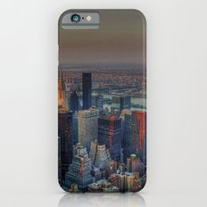 NEW YORK SUNSET Slim Case iPhone 6s