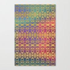Tendrils Pattern Canvas Print
