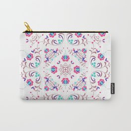 FOLK PATTERN #society6 Carry-All Pouch