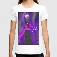 homestuck T-shirts featuring Grimdark Rose by Paulipse