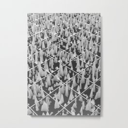 Substance Divided Metal Print