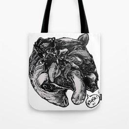 #tapir! Bai Tote Bag