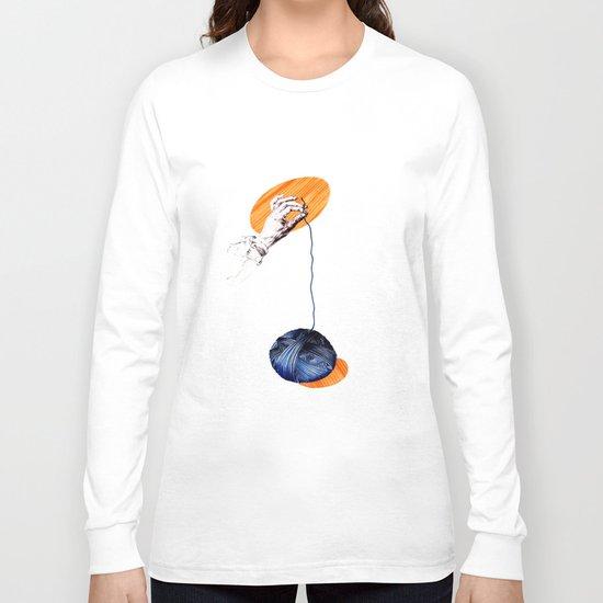 DURERO TIRA DEL HILO Long Sleeve T-shirt