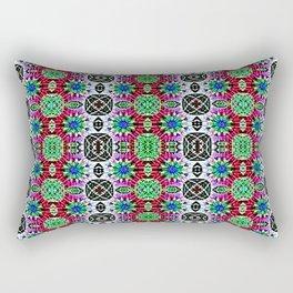 Hawaiian Garden 4 Rectangular Pillow