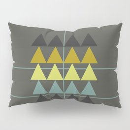 disguise forest || spring neon Pillow Sham